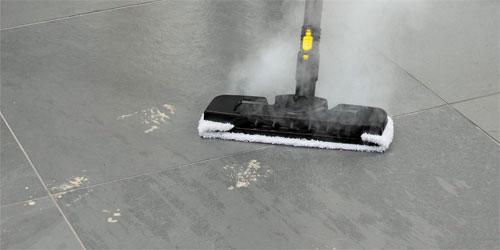 Bodendüse mit Lamellentechnologie und Bodentuch