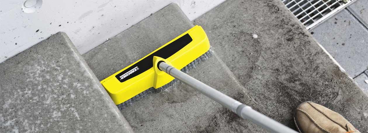 Powerschrubber PS 40 zur Treppenreinigung