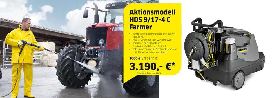 Sonderaktion für Mitglieder im Deutschen Bauernverband e.V.