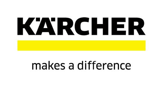 Das neue Kärcher Logo ab August 2015
