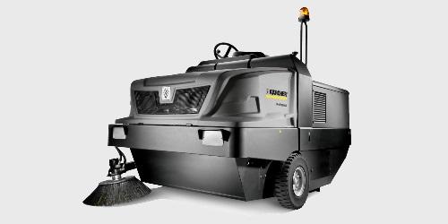 Kärcher Kehrsaugmaschine KM 150