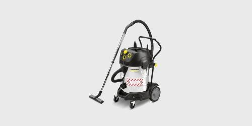 Kärcher Nass-/Trockensauger für Asbeststaub (Staubklasse H)