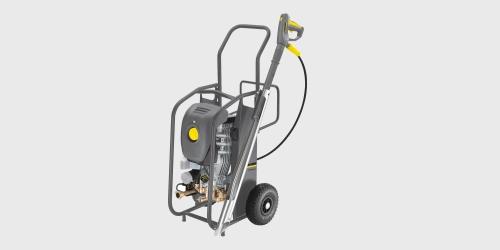 Kaercher Kaltwasser Hochdruckreiniger HD 10/25-4 Cage Plus