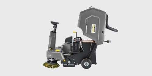 Kärcher Kehrmaschine KM 85/50 - Leistungsstark und Robust