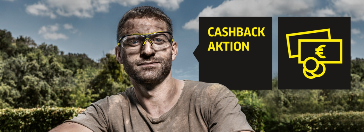 Kärcher Cashback Aktion 2019