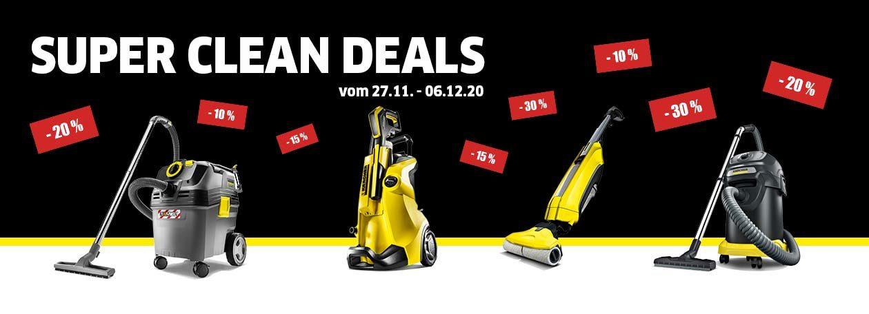 Super-Clean-Deals: Jetzt saubere Angebote sichern!