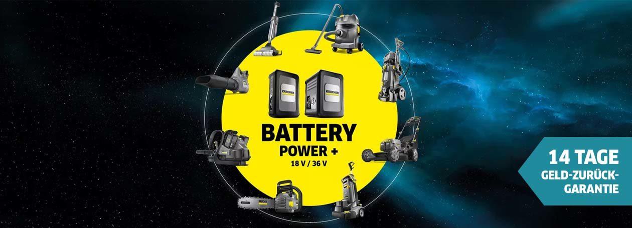 14 Tage Geld-zurück Garantie für kabellose Power-Produkte